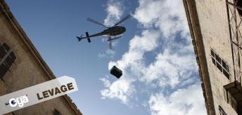 Levage charge Helico Oya