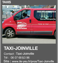 La compagnie de Taxi Joinville