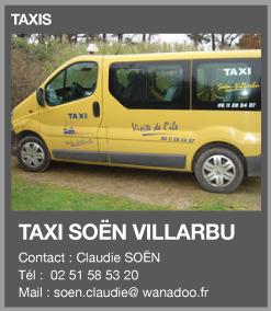La compagnie de Taxi Soen Villarbu
